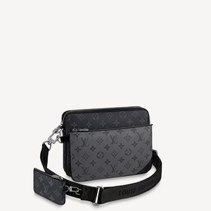 LV TRIO MESSENGER Selling only the coin pouch